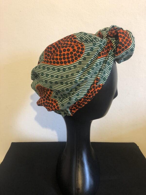 Ready made Turban Heart