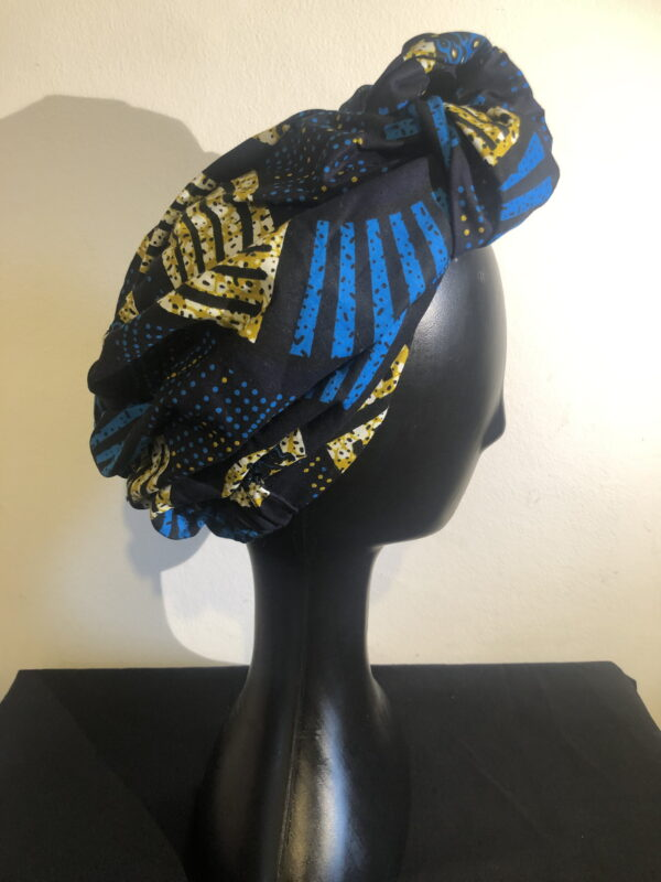 Ready made Turban Blue